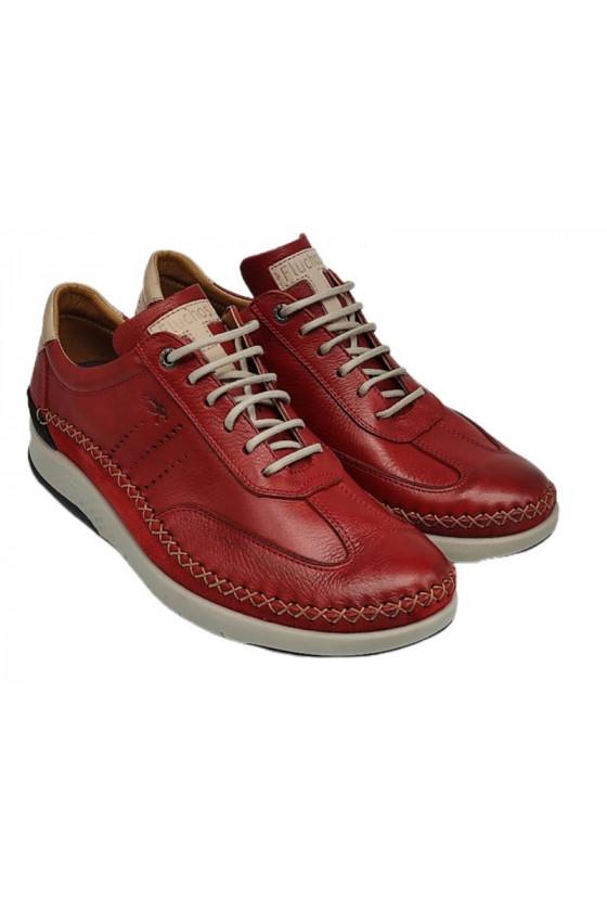 Zapato Fluchos F0798 - ROJO