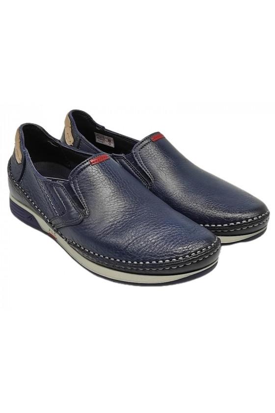 Zapato Fluchos 9126 - AZUL
