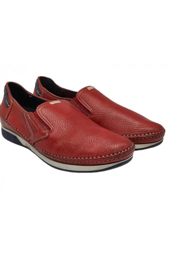 Zapato Fluchos 9126 - ROJO