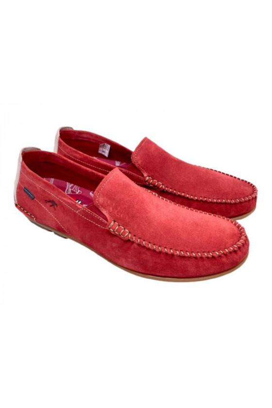 Zapato Fluchos F1173 - ROJO