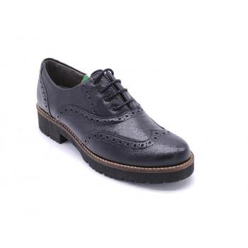 Zapato Pitillos 6430  - NEGRO