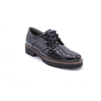 Zapato Pitillos 6421  - NEGRO